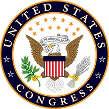 Congressional Seal for Humanitarian Work